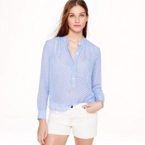 Jcrew blouse 0